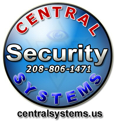 Central Security Systems Big Logo
